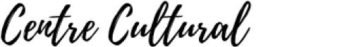 Centre Cultural Logo